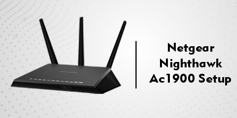 Netgear Nighthawk AC1900 Setup: Manual