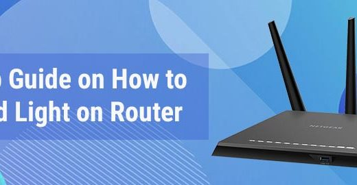 5-Step Guide on How to Fix Red Light on Router